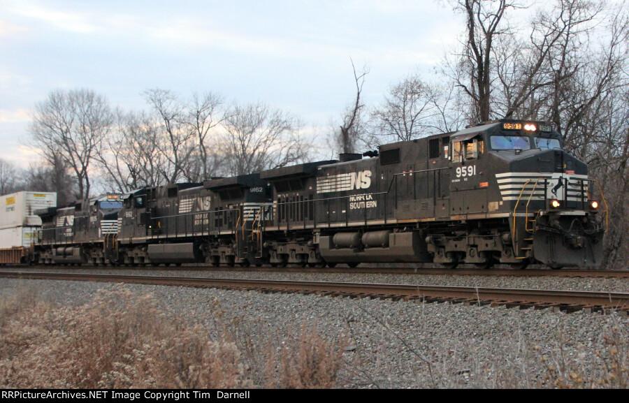 NS 9591 on 20Q